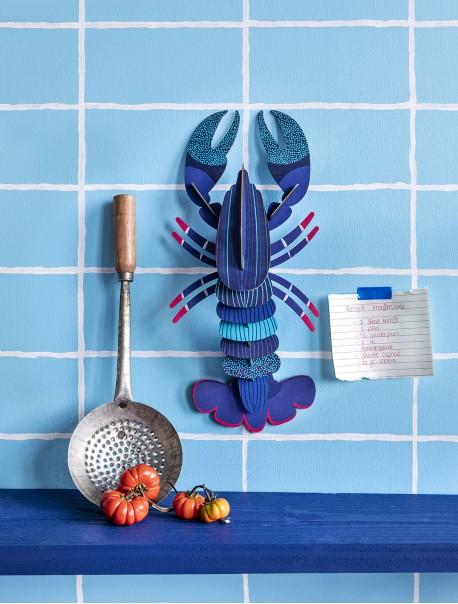 Homard Bleu ( blue lobster )
