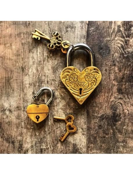 Petit cadena coeur