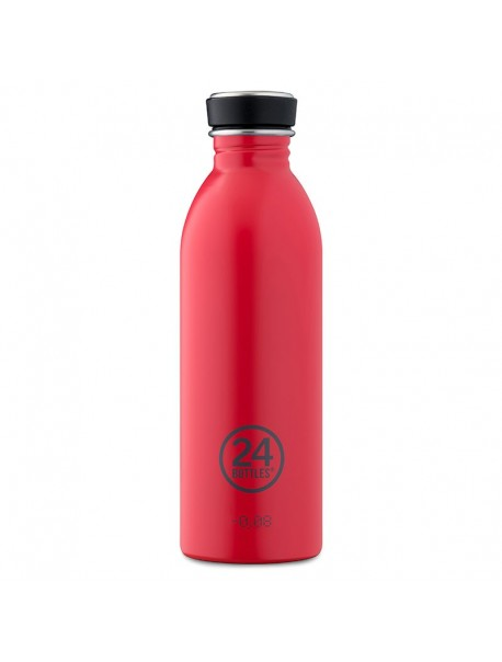 Urban Bottle 500ml Hot Red