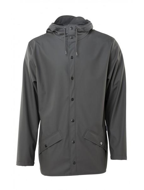 Jacket Charcoal Rains