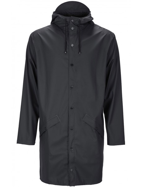 Long Jacket Black Rains