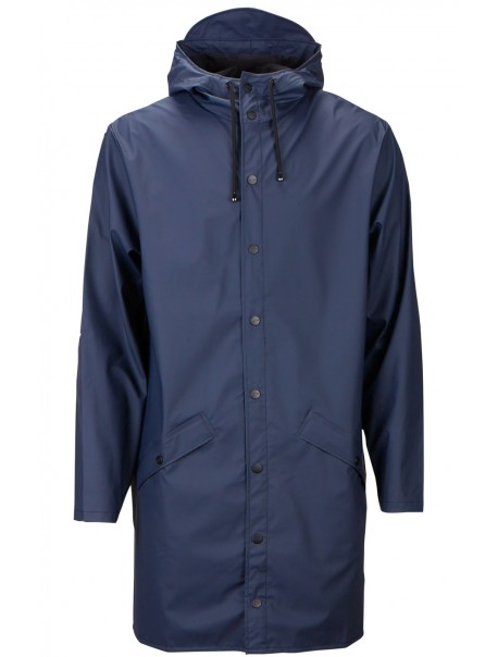 Long Jacket Blue Rains