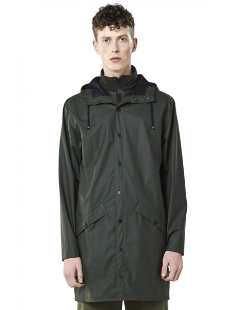 Long Jacket Green Rains