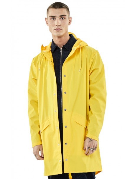 Long Jacket Yellow Rains