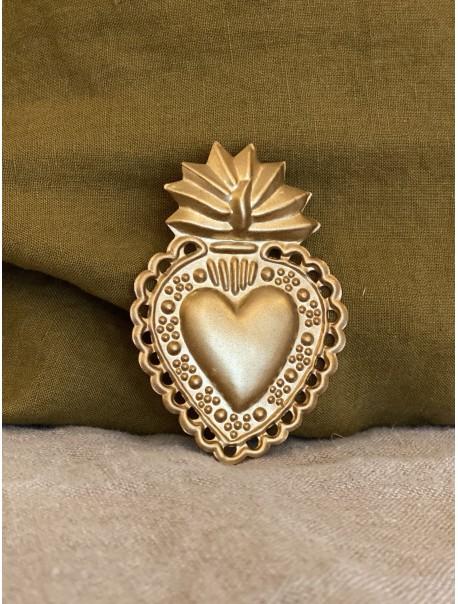 Ex-Voto Coeur Primo Gold