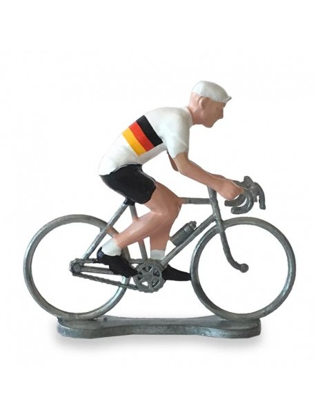 Cycliste Allemagne