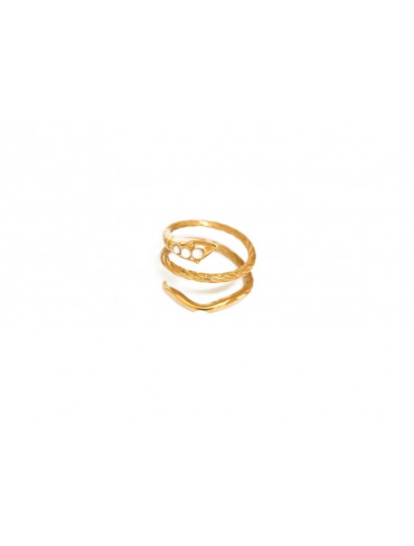 Bague Sissi Serpent