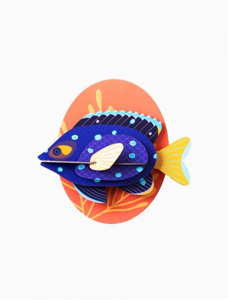 Jewel Damsel Fish