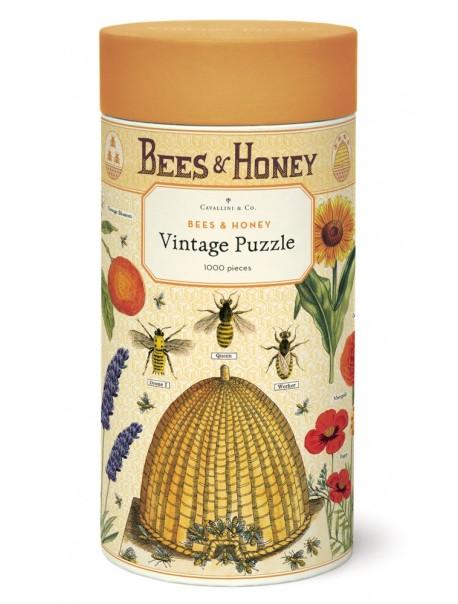 Puzzle 1000 Pièces Bees & Honey