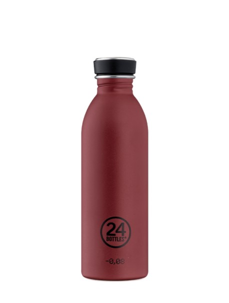 Urban Bottle 500ml Stone Country Red