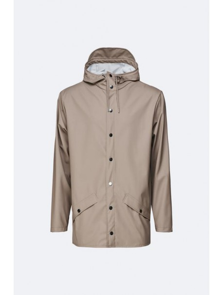 Jacket Taupe Rains