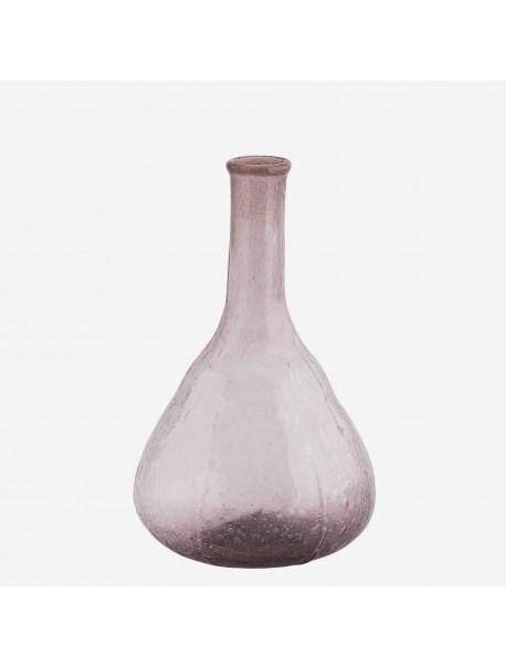 Vase en Verre Lila