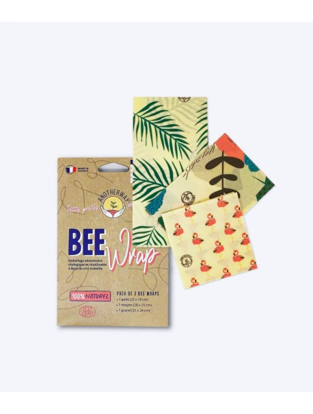 Bee Wrap Tropical