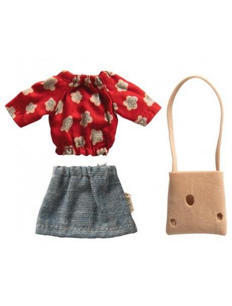 Vêtement Souris Maman