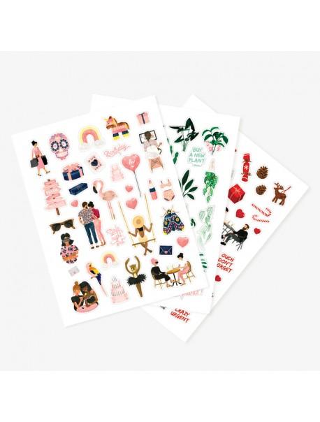 Stickers de Tous les Jours