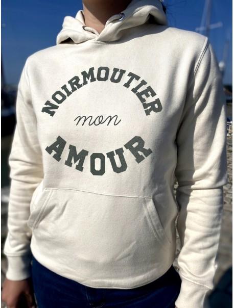 """Sweat """"Noirmoutier Mon Amour"""""""