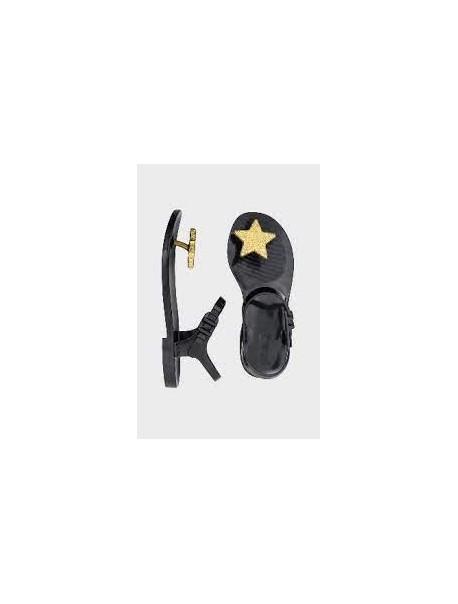 Sandales Enfant Star Or