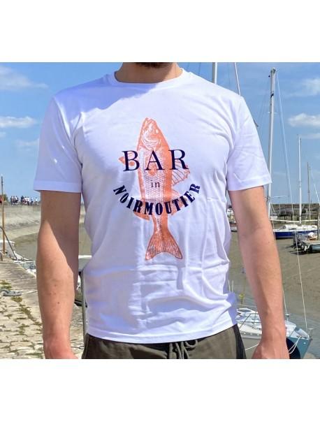 """Tee-shirt """"Bar In Noirmoutier"""""""