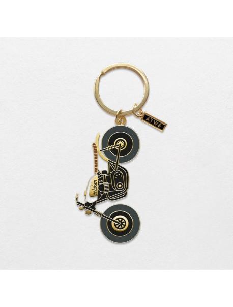 Porte clef Biker
