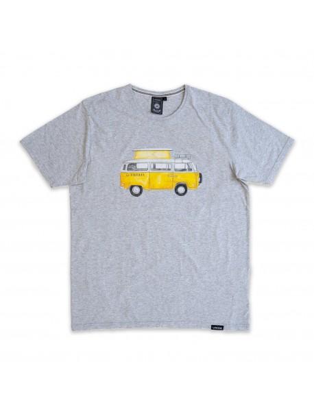 "Tee Shirt  ""Yellow Van"""