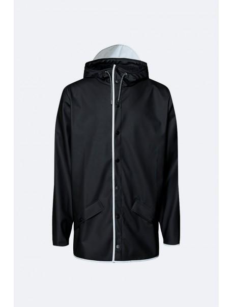 Imperméable Rains Jacket Black Reflective