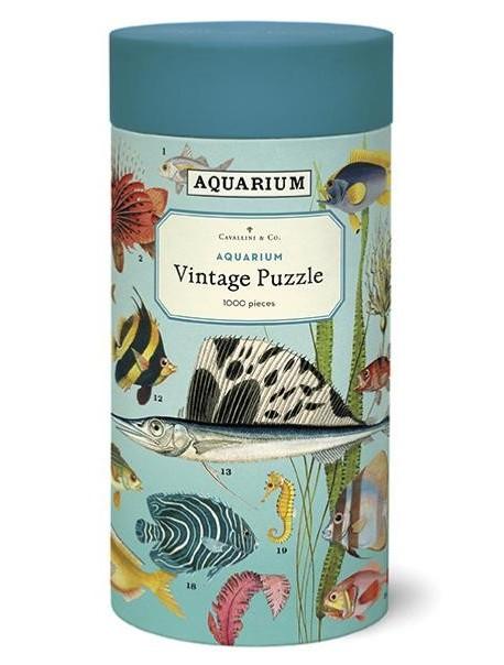 Puzzle 1000 pièces Aquarium